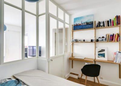 amenagement studio saint charles paris chambre verriere acier blanche bureau ikea svalnas kaizo studio architecte interieur paris bourg la reine web