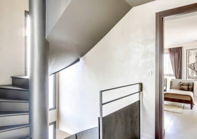 amenagement surelevation maison marcel yol vanves detail escalier kaizo studio architecte interieur paris bourg la reine web