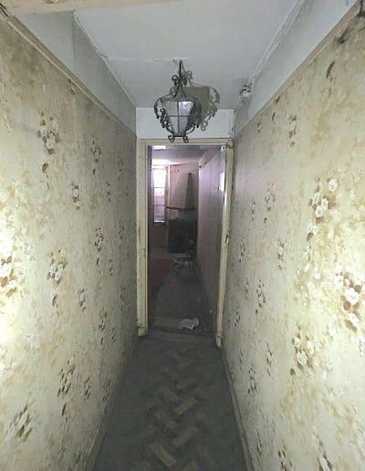 avant appartement de paris bievres couloir kaizo studio architecte interieur paris bourg la reine web