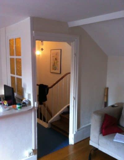 avant appartements duplex du president roosevelt sceaux appartement sejour bureau escalier kaizo studio architecte interieur paris bourg la reine web