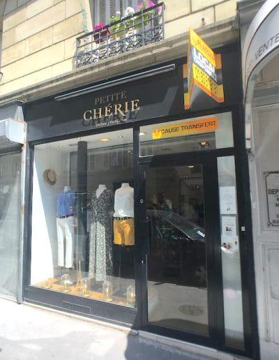 avant boutique mouton duvernet paris facade kaizo studio architecte interieur paris bourg la reine web