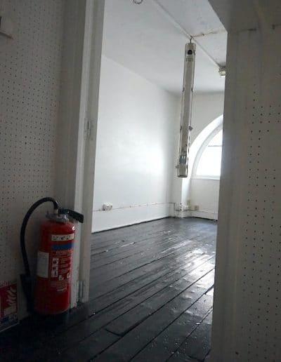 avant local professionnel en duplex aboukir paris etage vue 1 kaizo studio architecte interieur paris bourg la reine web