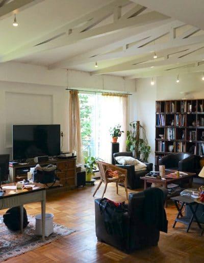 avant maison de la bievre bourg la reine sejour vue 1 kaizo studio architecte interieur paris bourg la reine web