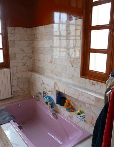 avant maison georges clemenceau maisons alfort etage salle de bain vue 1 kaizo studio architecte interieur paris bourg la reine web
