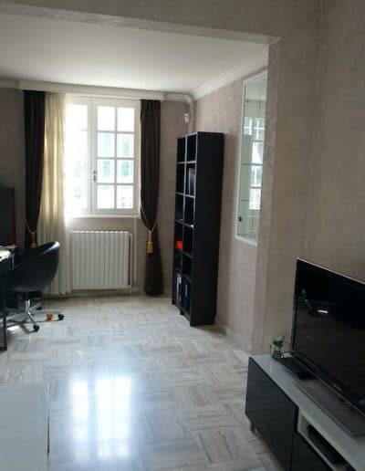 avant maison georges clemenceau maisons alfort rdc sejour vue 7 kaizo studio architecte interieur paris bourg la reine web