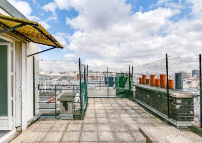 renovation appartement locatif ledru rollin paris terrasse salle de bain avec vue kaizo studio architecte interieur paris bourg la reine web