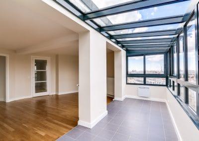 renovation appartement locatif ledru rollin paris verriere sejour couloir kaizo studio architecte interieur paris bourg la reine web