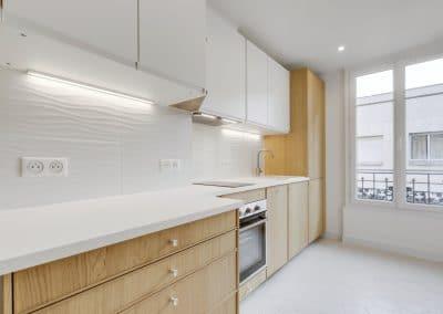 renovation appartement locatif maillard paris cuisine ouverte ikea metod ekestad kaizo studio architecte interieur paris bourg la reine web