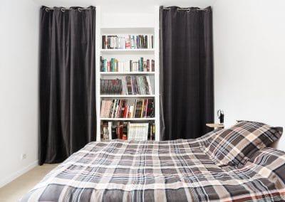 renovation appartement marcel yol vanves chambre bibliotheque sur mesure dressing kaizo studio architecte interieur paris bourg la reine web