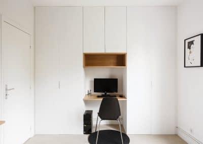 renovation appartement marcel yol vanves chambre bureau dressing sur mesure kaizo studio architecte interieur paris bourg la reine web
