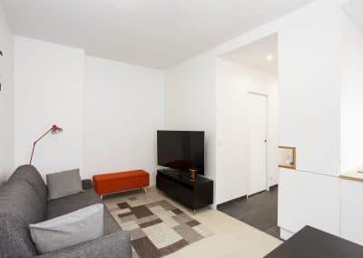 renovation appartement marcel yol vanves sejour canape meuble tv cuisine ouverte kaizo studio architecte interieur paris bourg la reine web