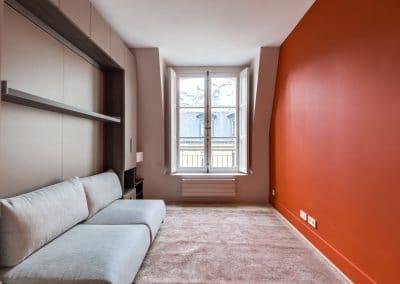 renovation appartement quai montebello paris bureau chambre invites avec vue kaizo studio architecte interieur paris bourg la reine web