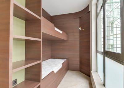 renovation appartement quai montebello paris chambre petits enfants kaizo studio architecte interieur paris bourg la reine web