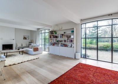 renovation maison de la marne mesnil le roi sejour avec vue kaizo studio architecte interieur paris bourg la reine web