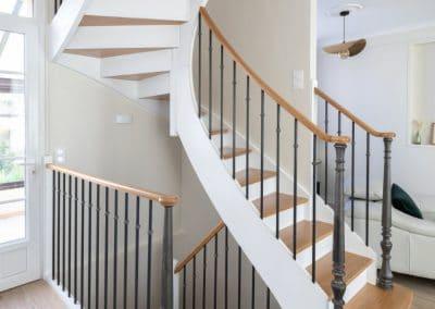 renovation maison georges clemenceau maisons alfort rdc escalier kaizo studio architecte interieur paris bourg la reine web
