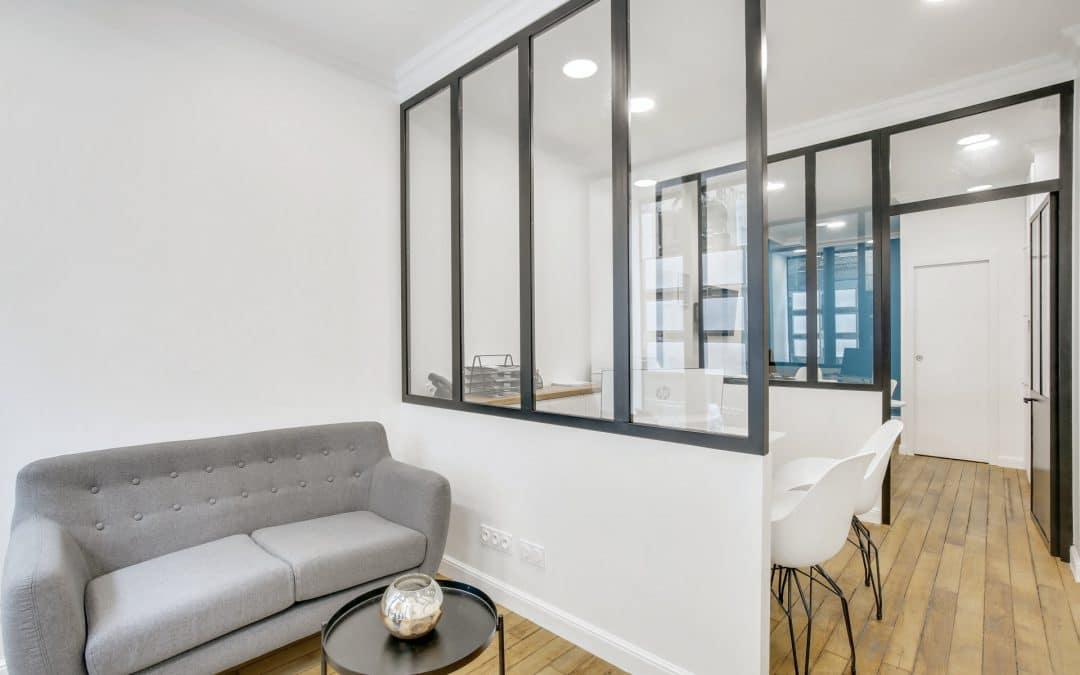 Création d'une agence immobilière à Paris
