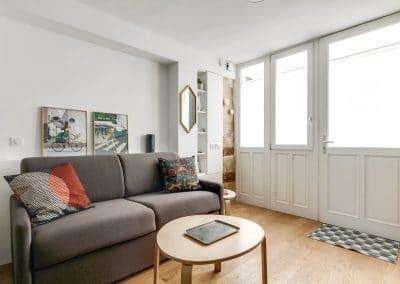 transformation local duplex habitation aboukir paris sejour canape convertible kaizo studio architecte interieur paris bourg la reine web